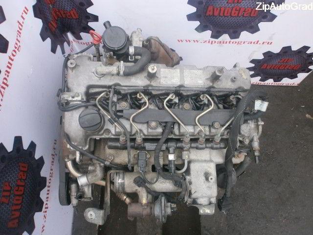Двигатель Ssangyong Kyron. D27DT. , 2.7л., 163-165л.с.