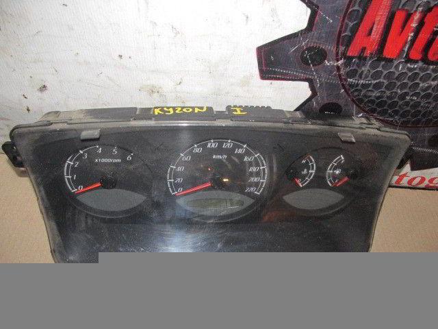 Спидометр 80210-09010 Ssangyong Kyron. Кузов: 1. D27DT.