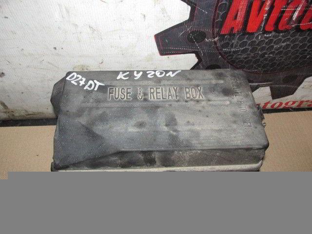 Блок предохранителей под капот Ssangyong Kyron. Кузов: 1. D27DT.