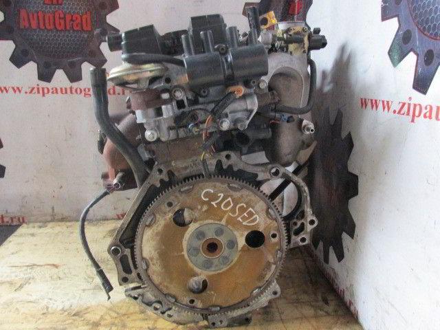 Двигатель Daewoo Leganza. C20SED. , 2.0л., 136л.с.  фото 4