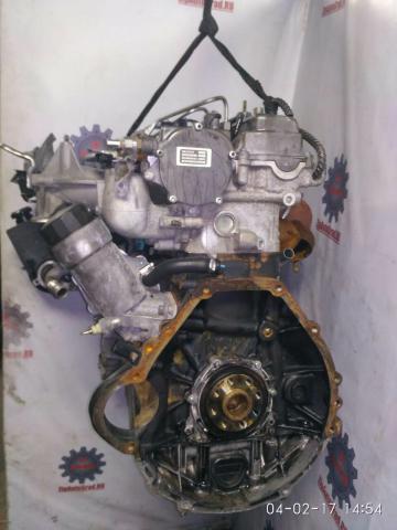 Двигатель Ssangyong Kyron. D27DT. , 2.7л.