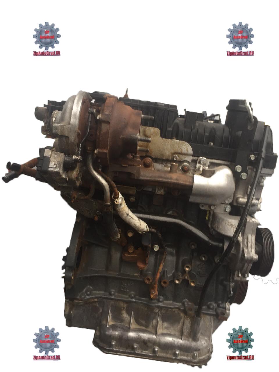 Двигатель Hyundai Santa fe. Кузов: 3. D4HB. , 2.2л., 197л.с.  фото 2