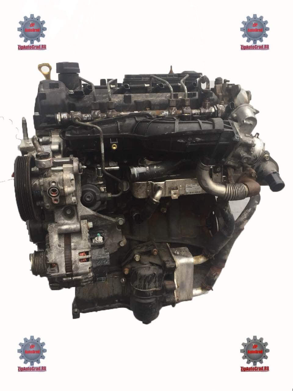 Двигатель Hyundai Santa fe. Кузов: 3. D4HB. , 2.2л., 197л.с.  фото 3